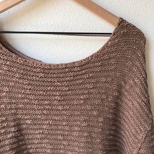 Free People Sweaters - Free people menace tunic